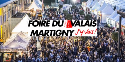 Traditionnelle conférence HR-Valais à la Foire du Valais